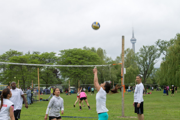 30th Annual HOPE Charity Volleyball Tournament