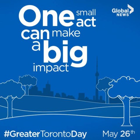 Greater Toronto Day 2016 | Simple Acts of Kindness