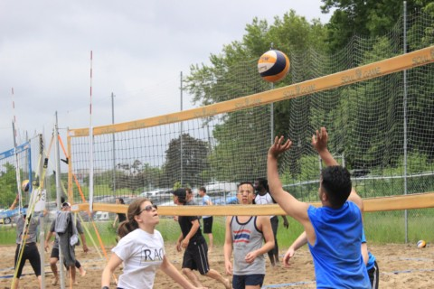 See Photos from the 2019 HOPE Volleyball Tournament